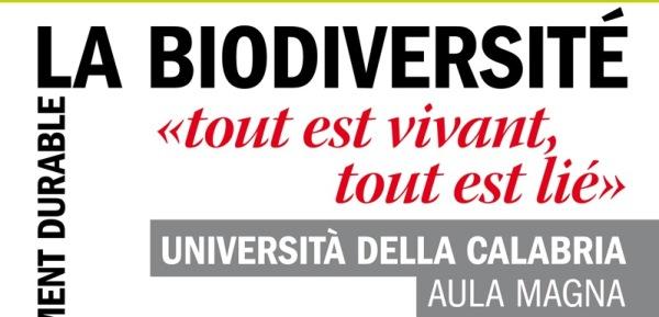 La biodiversité: tout est vivant, tout est lié.