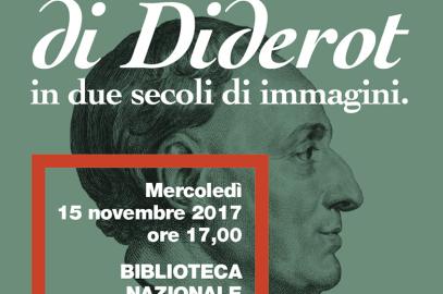 Expo: L'universo romanzesco di Diderot in due secoli di immagini.