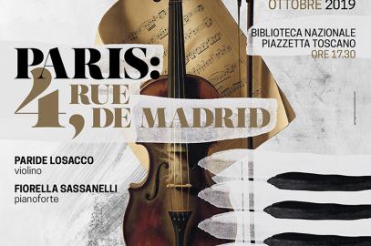 Paris: 4, Rue de Madrid
