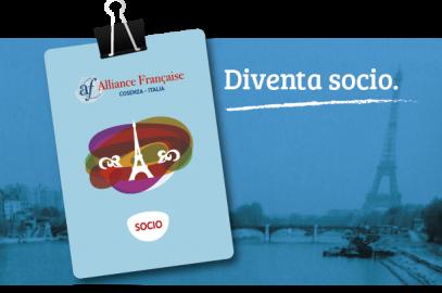 Apertura campagna associativa dell'Alliance Française di Cosenza
