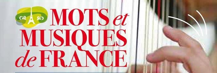 Mots et musique de France