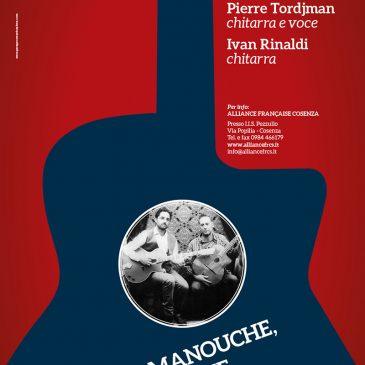 Swing manouche, jazz musette et chanson française avec le Duo Musettes.